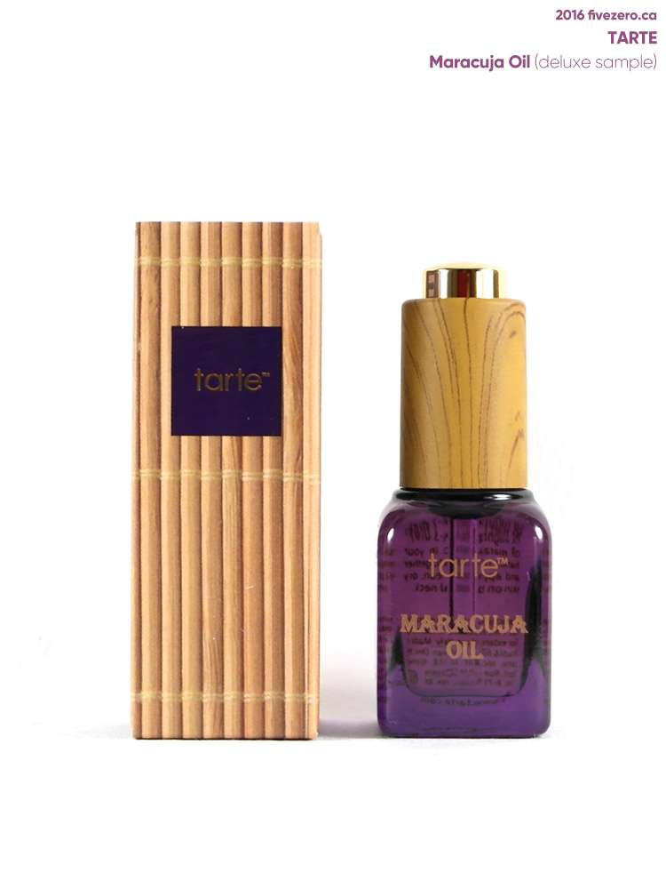 tarte Maracuja Oil (deluxe sample)