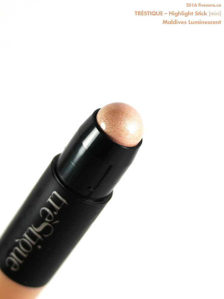 trèStiQue Mini Highlight Stick in Maldives Luminescent (sample)