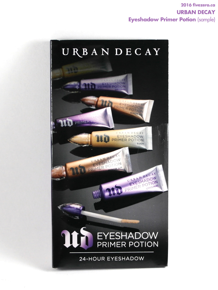 Urban Decay Eyeshadow Primer Potion (sample)