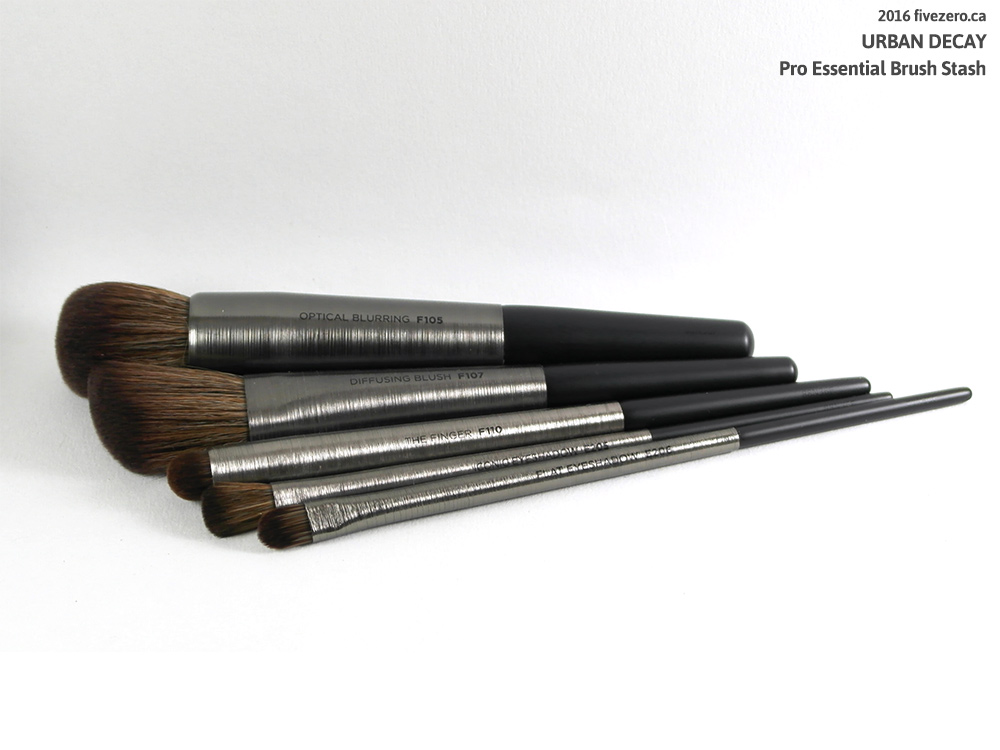 Urban Decay Pro Essential Brush Stash