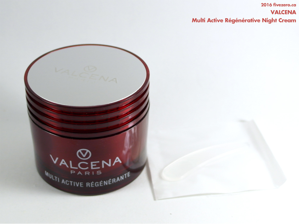 Valcena Multi Active Régénérative Night Cream