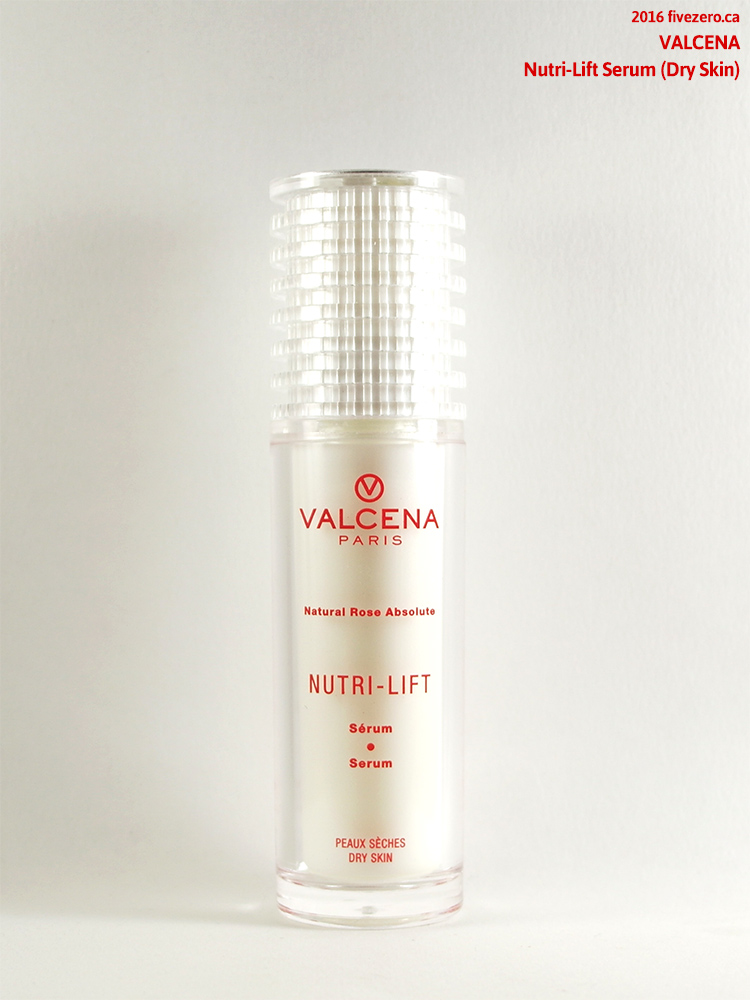 Valcena Nutri-Lift Serum for Dry Skin