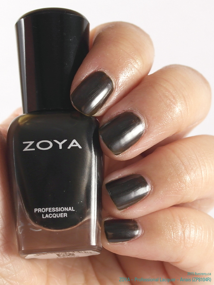Zoya Professional Lacquer mini in Anais (Peter Som AW2014), swatch