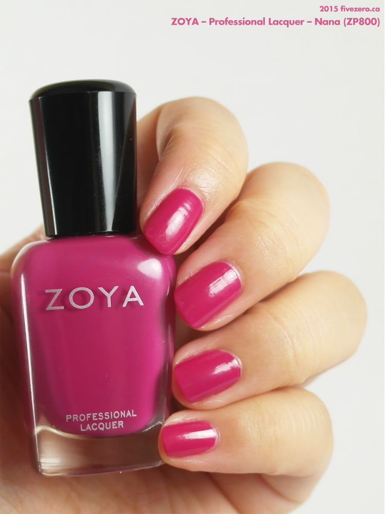 Zoya Professional Lacquer in Nana, swatch