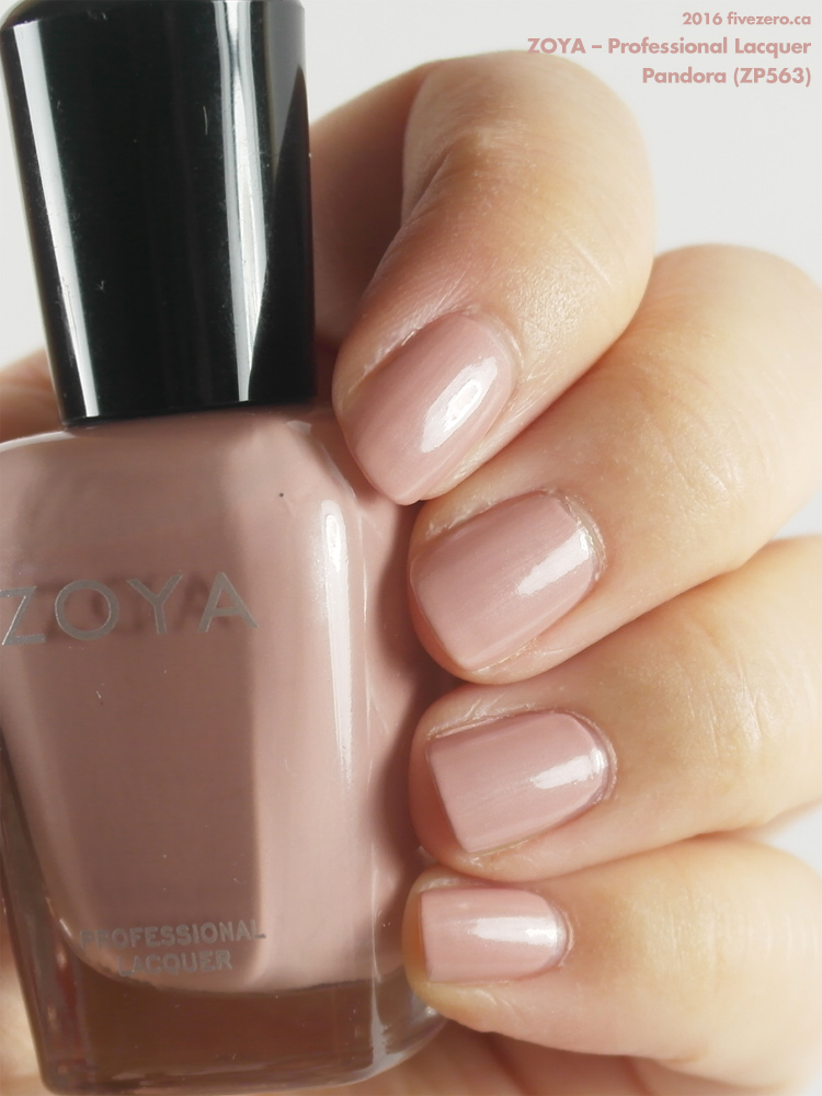 Zoya Professional Lacquer in Pandora, swatch