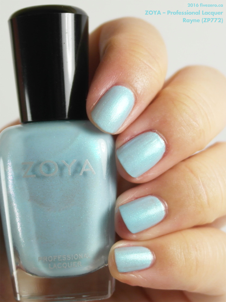 Zoya Professional Lacquer in Rayne, swatch