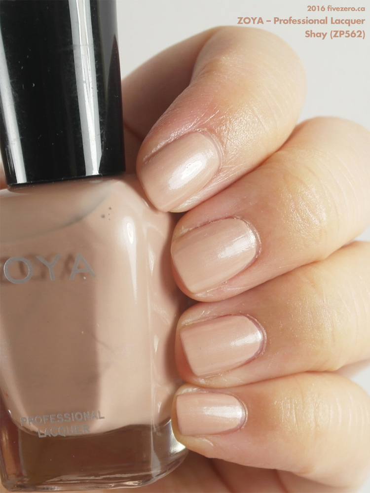 Zoya Professional Lacquer in Shay, swatch
