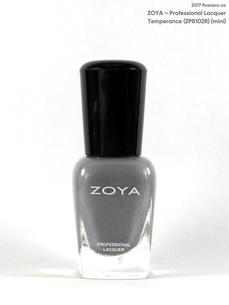 Zoya Professional Lacquer in Temperance (mini)
