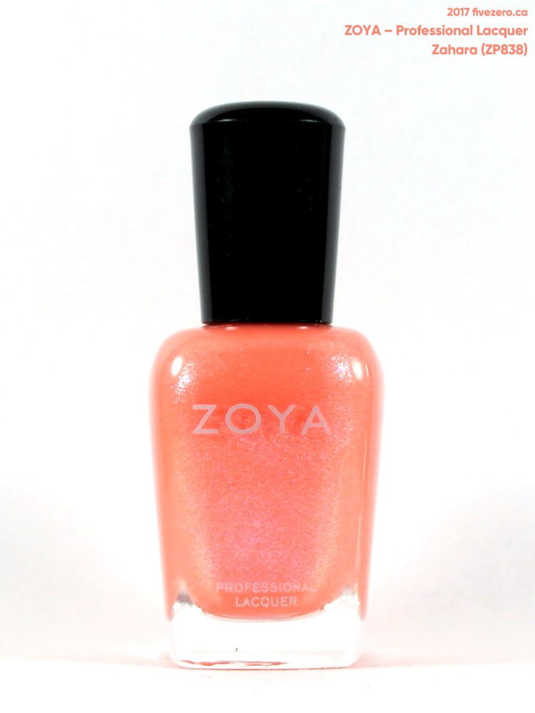 Zoya Professional Lacquer in Zahara