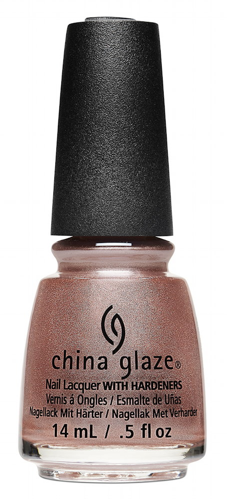 China Glaze Nail Lacquer in As Good as It Glitz