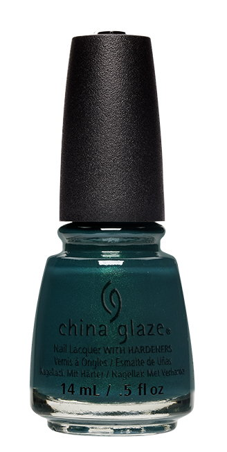 China Glaze Nail Lacquer in Baroque Jungle