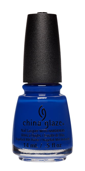 China Glaze Nail Lacquer in Born to Rule