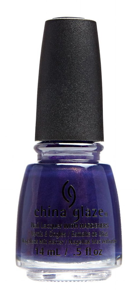 China Glaze Nail Lacquer in Crown For Whatever