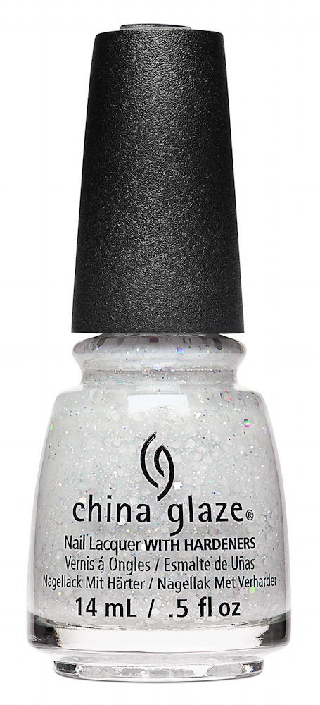 China Glaze Nail Lacquer in Don't Be a Snow-Flake