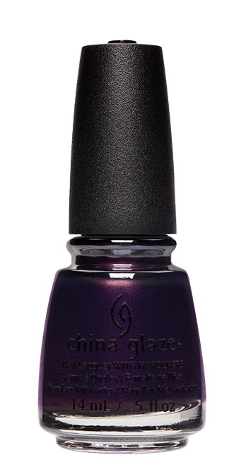 China Glaze Nail Lacquer in Glamcore