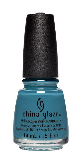 China Glaze Nail Lacquer in Just a Little Embellishment