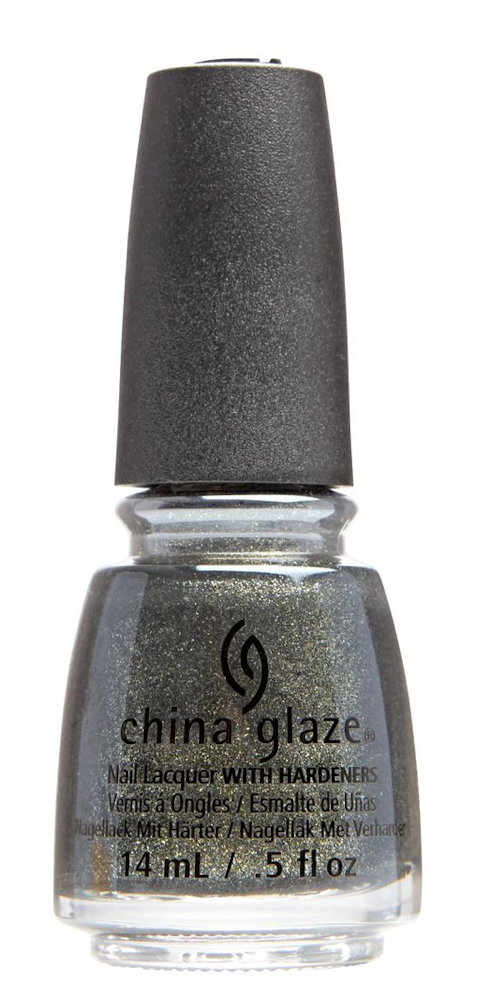 China Glaze Nail Lacquer in Life's Grimm