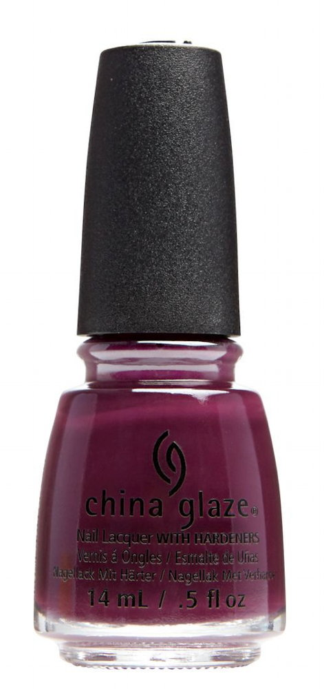 China Glaze Nail Lacquer in Lookin' Gore-geous