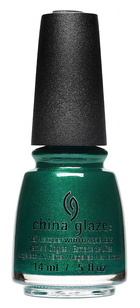 China Glaze Nail Lacquer in The Perfect Holly-Day
