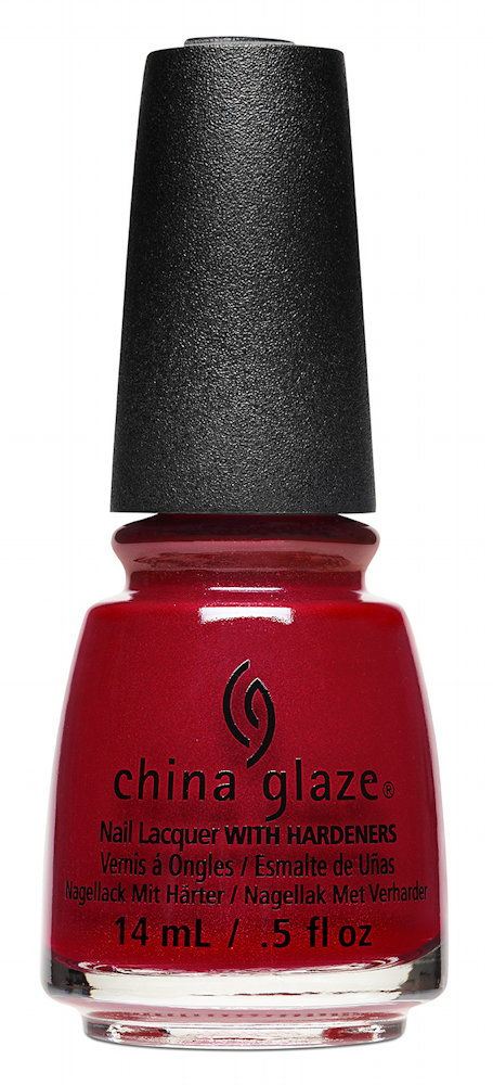 China Glaze Nail Lacquer in Santa's Side Chick