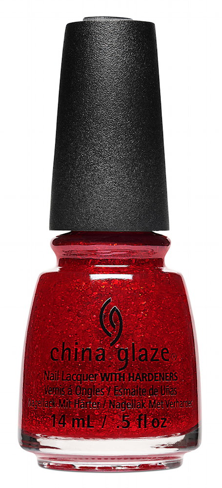 China Glaze Nail Lacquer in Sparkle On