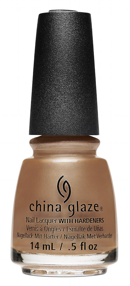 China Glaze Nail Lacquer in Toast It Up!