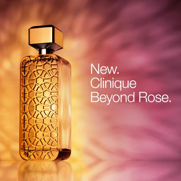 CLINIQUE Beyond Rose EDP