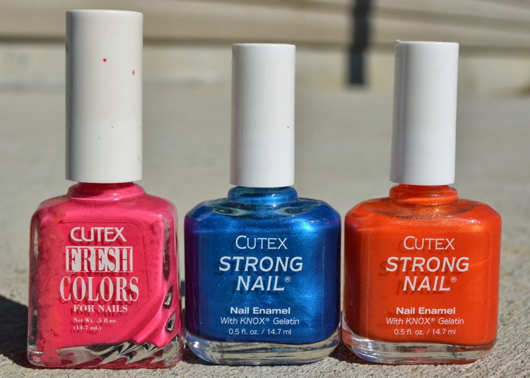 Cutex vintage nail polish