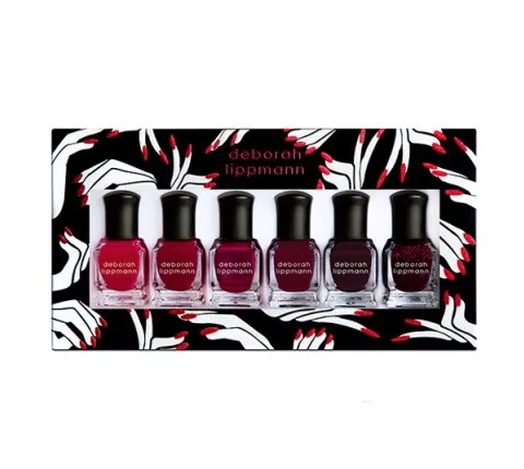 Deborah Lippmann Lady In Red 6-pc set