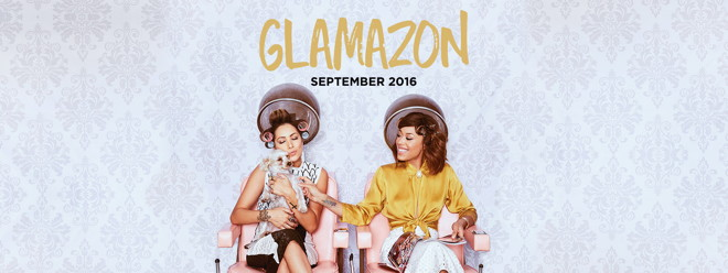 Ipsy Glam Bag, September 2016, Glamazon