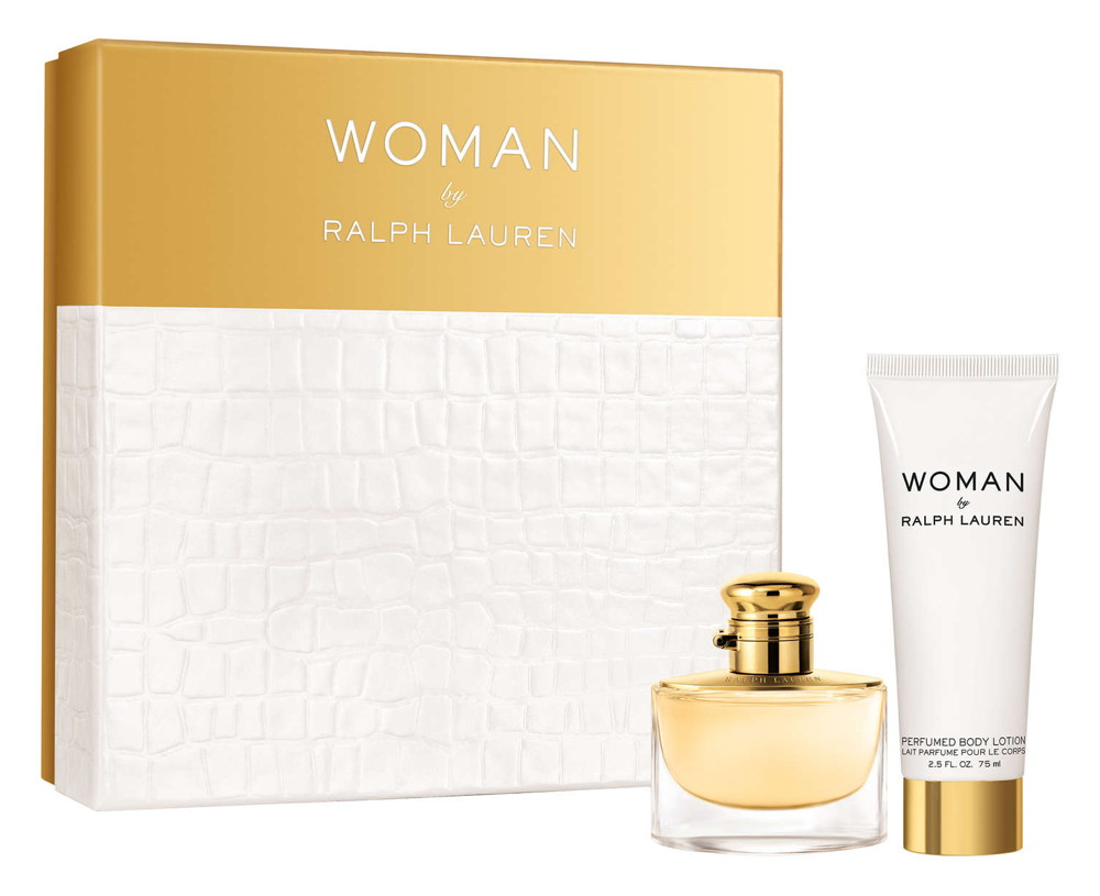 Ralph Lauren Woman Gift Set (EDP 50 mL, Body Lotion 75 mL)