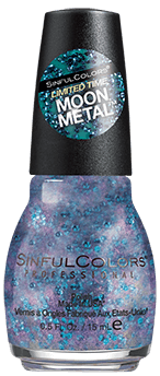 SinfulColors Nail Color in Cosmotion