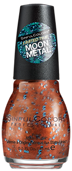 SinfulColors Nail Color in Down to Earth