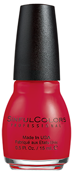 SinfulColors Nail Color in Gogo Girl
