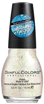 SinfulColors Nail Color in Out with a Bang