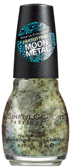 SinfulColors Nail Color in Planet Out