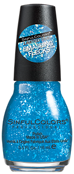 SinfulColors Nail Color in Smash Hit