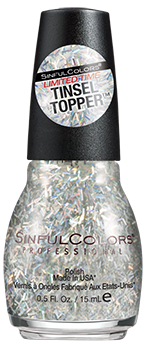 SinfulColors Nail Color in Tinsel Time
