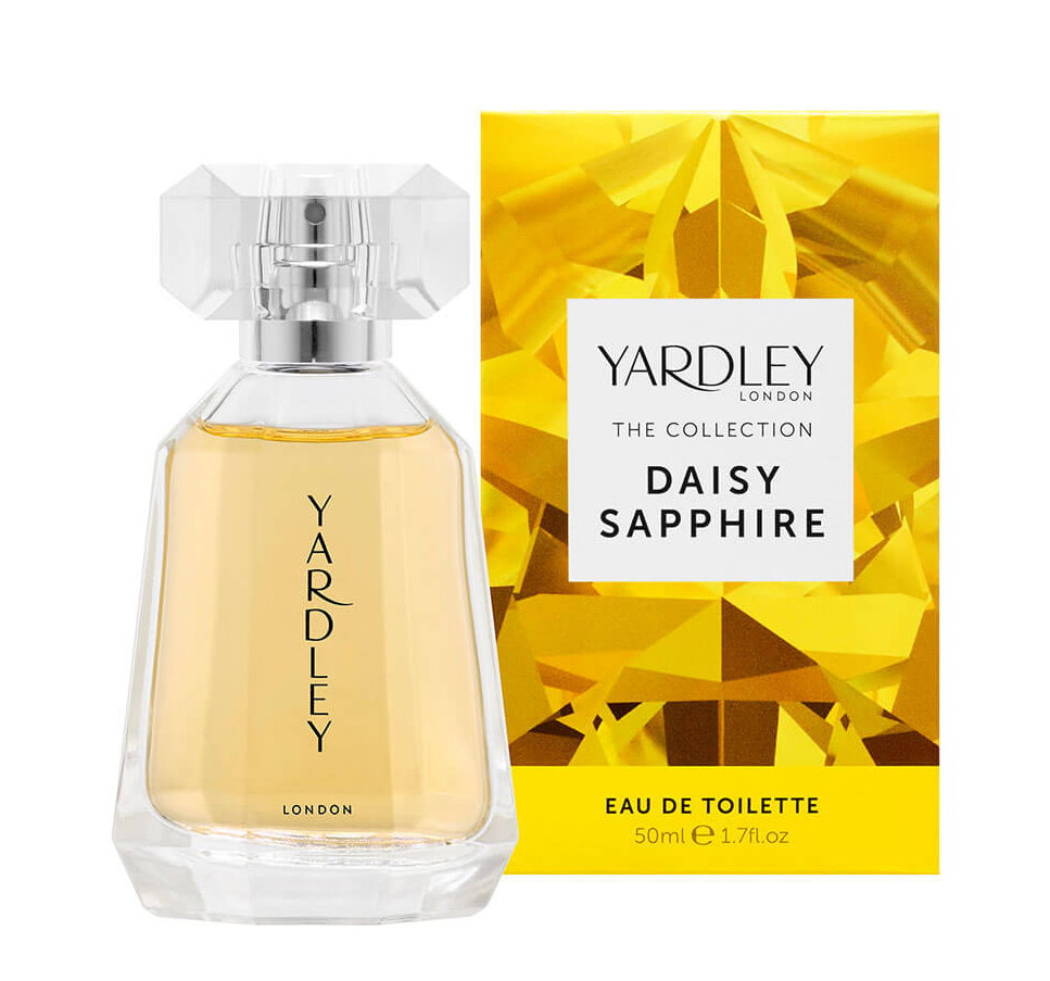 Yardley The Collection, Daisy Sapphire EDT